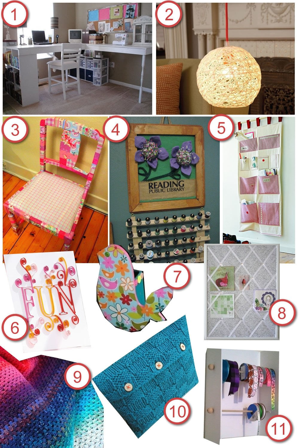 Diy crafts for your bedroom