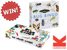 Bug Bingo & DIY Board Games
