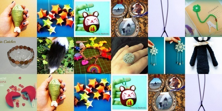 13 Good luck crafts for Friday 13th