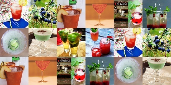 10 Cocktails to mix up on World Gin Day