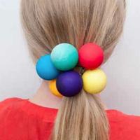 Ping-Pong Hair Bobble