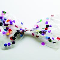 Confetti Bow