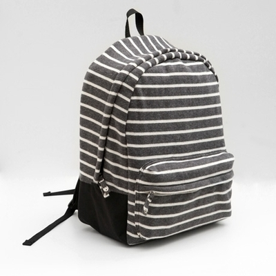 Medium_striped_fleece_backpack2_charcoal-460x460