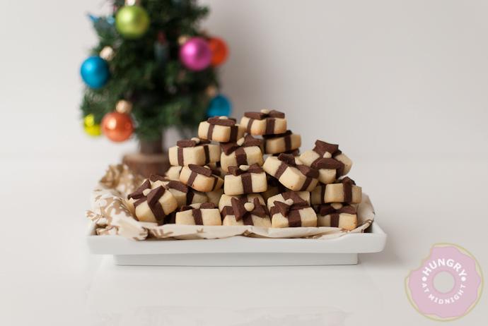Рецепт печенье в подарок
