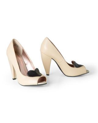 Medium heels