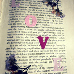 Altered Faerie Book