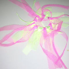 Fluro Party Hair Accessory