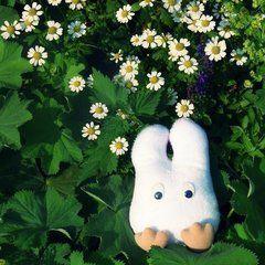 Totoro Plushie Tutorial
