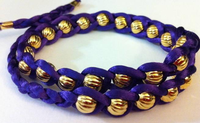 Embellished Wrap Bracelets