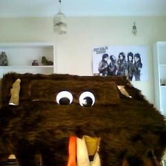 Diy Monster Book Of Monsters Bag/Box