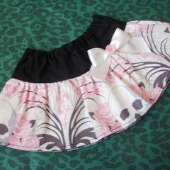 Skull Baby Skirt