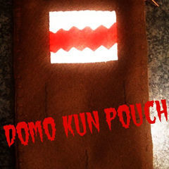 Domo Kun Pouch