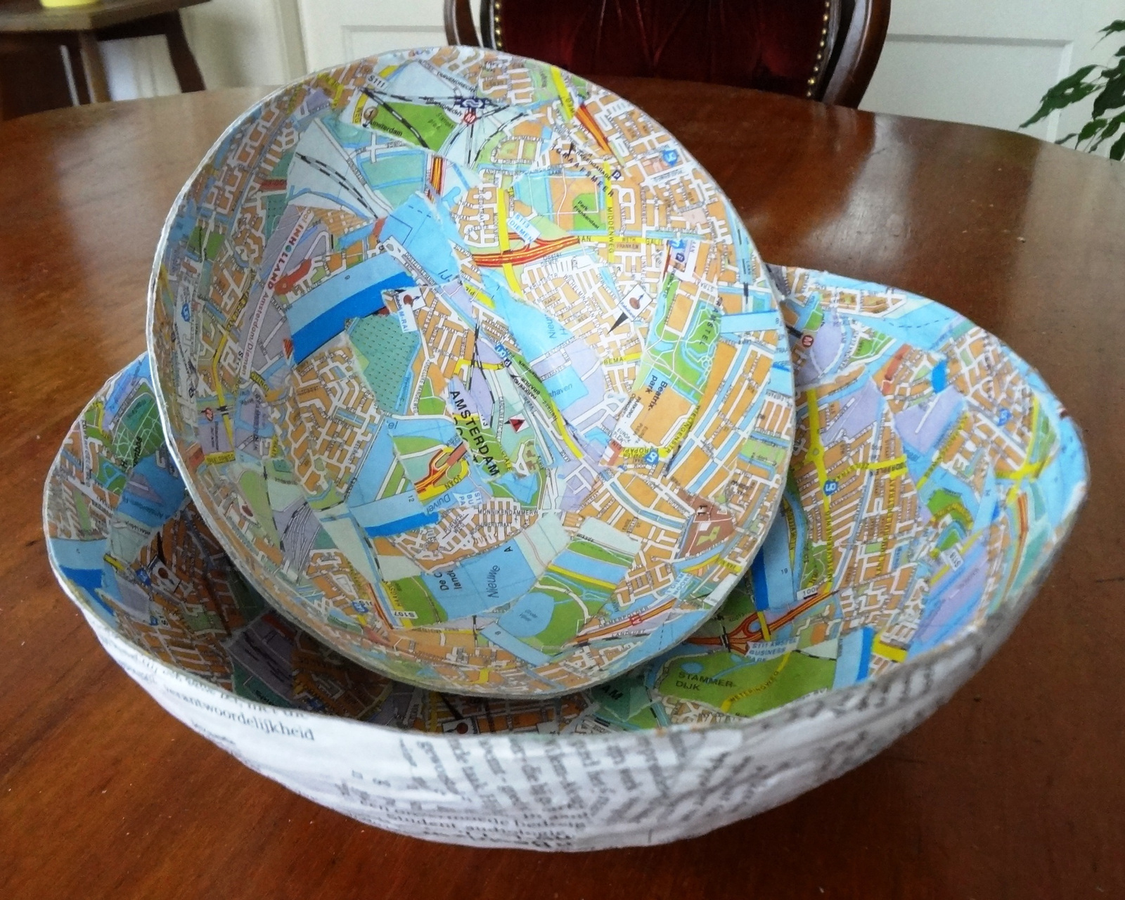 vintage paper bowl 183 how to make a paper bowl 183 papercraft