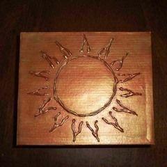 Sun Treasure Box