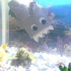 Shark I Phone Pouch