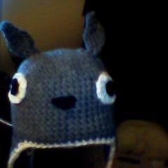 Crochet Totoro Hat