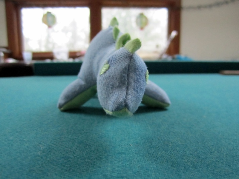 Dinosaur Plushie 183 How To Make A Stegosaurus Plushie
