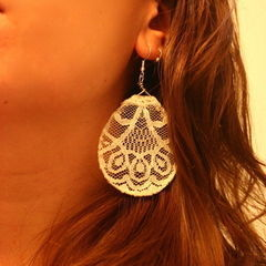 Antique Lace Earrings