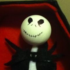 Jack Skellington Figurine