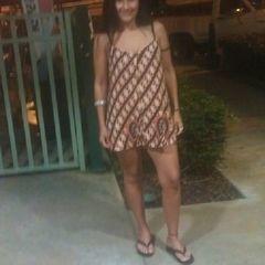 Strappy Trapeze Dress