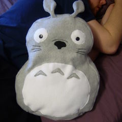 Totoro Pillow Plushy