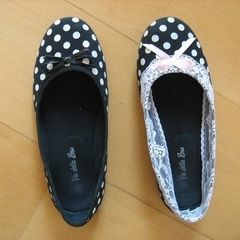 Revamp Simple Ballerinas