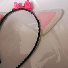 Marie Cat Headband