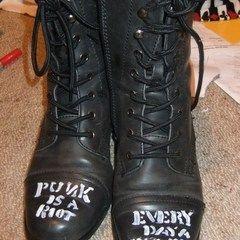 Dresden Dolls Shoes