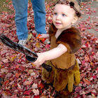 Toddler Barbarian Costume