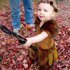 Toddler Barbarian Costume