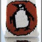 Knitted Penguin Books Book/Nook/Kindle Cover