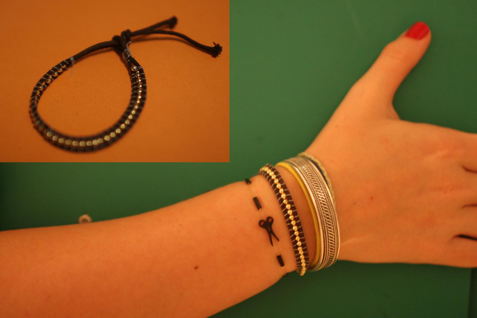 Making A Beaded Cuff Bracelet