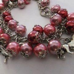 Lion Bracelet & Earrings