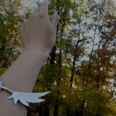 Angel Wing Bracelet