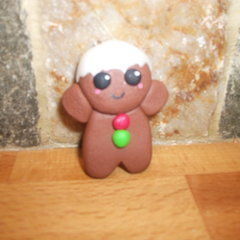 Ginger Bread Man Decoration