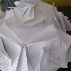Origami Enrica's Dodecahedron Kusudama