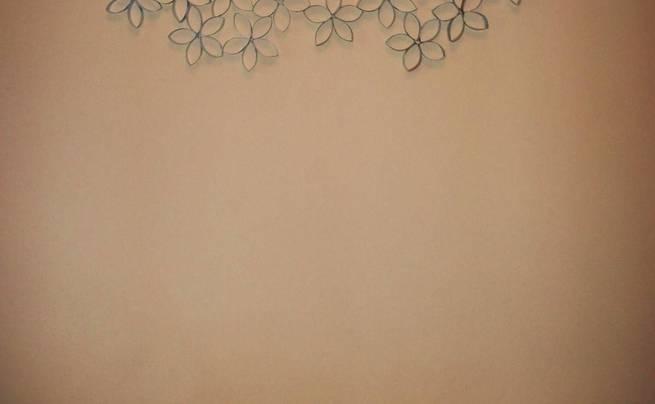 Toilet Paper Roll Wall Art!