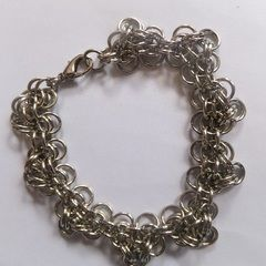 Chainmaille Bracelet & Choker