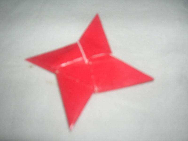 Ninja Star 183 An Origami Shape 183 Origami And Origami On Cut