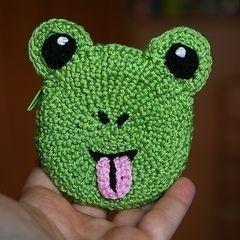 Frog Wallet