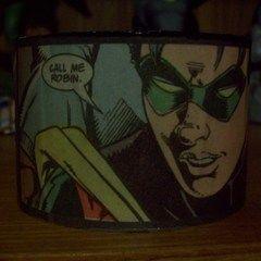 Comic Bracelet