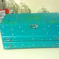 Junk Box To Awesome Jewelry Box