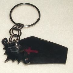Gothic Key Ring