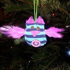 Mini Owl Decoration