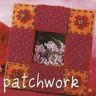 Patchwork Inspired Beaded Photo Frame