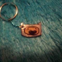 Finn (Adventure Time) Key Chain