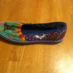 Harry Potter Shoes #2