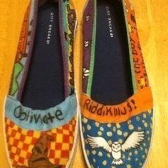 Harry Potter Shoes #3