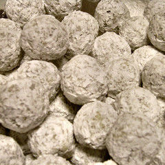 World's Easiest Rum Balls