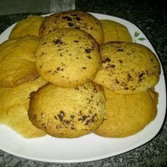 Nutmeg And Ginger Cookies